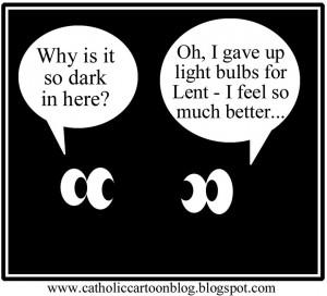 Catholic Cartoon Blog