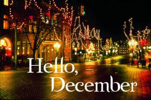 hello december quotes wallpaper 42194 hi resolution hello december ...
