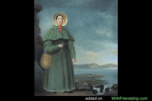 Mary anning - She became well known in geological circles in Britain ...