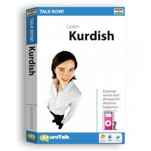 Talk Now - Learn Kurdish Language Tutor Software & MP3 Audio Lessons ...