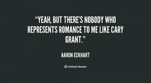 Aaron Eckhart Quotes