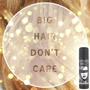 Big Hair Don't Care Baby #hair #quote