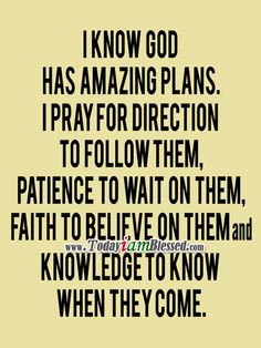 Quotes About Gods Plan For Life ~ Gods Plan on Pinterest