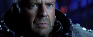 ... of Bruce Willis, portraying Harry S. Stamper from
