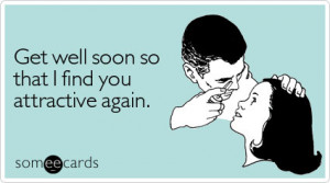 There are some great eCards available at someecards.com (thanks again ...