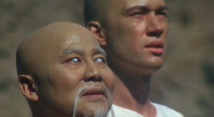 Master Po and Kwai Chang Caine