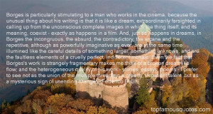 Quotes About Borges Writing Pictures