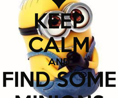 keep calm and love minions quotes source http quoteimg com minion kiss