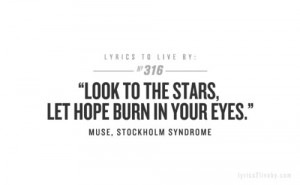 Muse Song Quotes Quotesgram