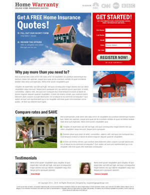free-home-insurance-quotes-landing-page-design-templates-to-capture ...