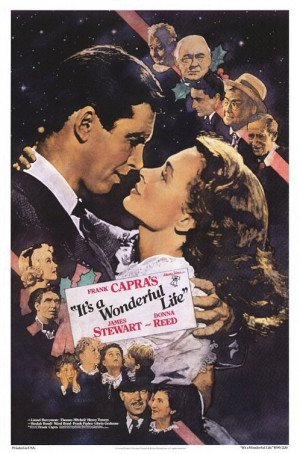 It's a Wonderful Life (1946) ( poster - trailer - wiki )