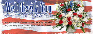 Happy veterans day quotes facebook cover