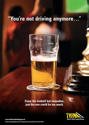 Drink Drive Campaign Scotland