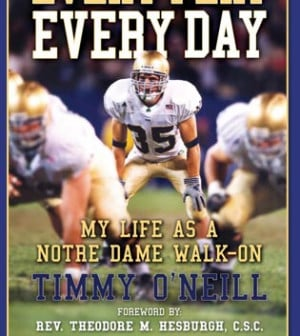 My Life as a Notre Dame Walk-On