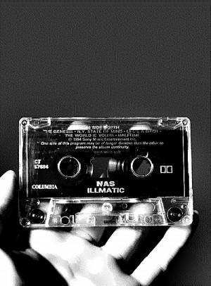 hip hop rap rappers NYC cassette nas underground old school rap ...