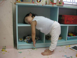 Have you ever been this tired?