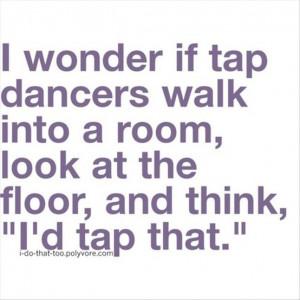 Tap Dance Quote by Ruki-the-Gazette