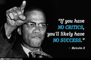 Great quotes by Malcolm X