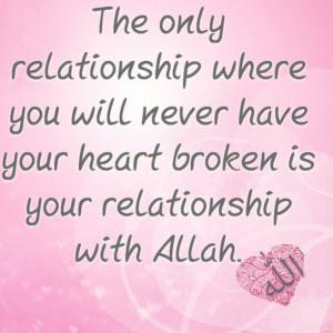 friends #friendship #relationship #broken #heart #Islam Islam Quotes ...