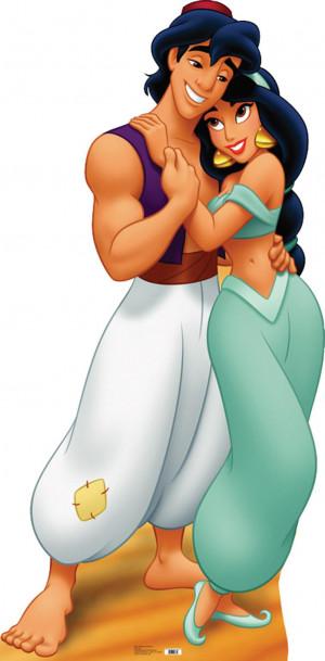 aladdin and jasmine from disney s classic film aladdin 787