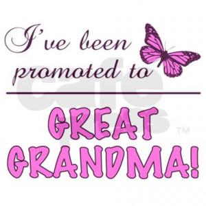 Congratulations New Grandma