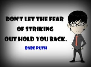 Inspirational Quotes by Babe Ruth