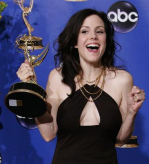 Mary-Louise Parker is hot for 44. # 1