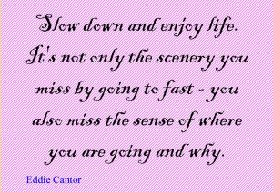Quote of the Day : Eddie Cantor