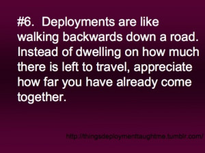 From Google imagaes. Army wife deployment quote