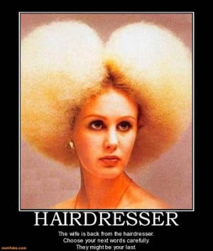 Funny Salon Quotes Hair