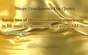 Grandparents Poems And Quotes