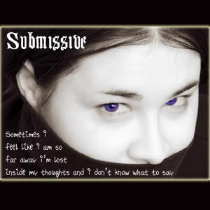Submissive Image