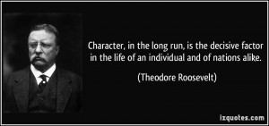 More Theodore Roosevelt Quotes