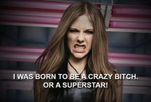 Avril Lavigne / Quotes / by Veronica Freeman