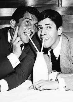 Dean Martin and Jerry Lewis More