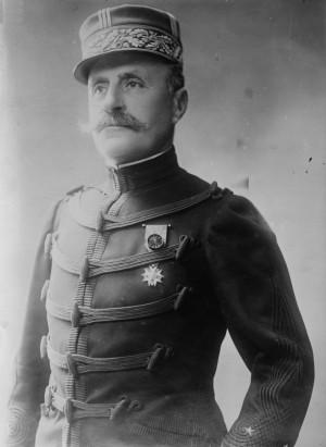 Marshal Ferdinand Foch...