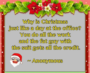 funny christmas quotes3