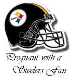 Pregnant with a Steelers fan – Baby Quote
