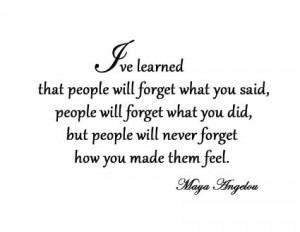 Wedding Quotes Maya Angelou 7