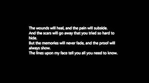 depression self harm quotes