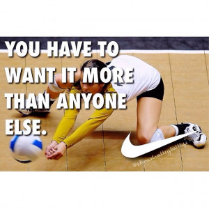 ... Better Volleyball Player With These 25 Amazing #Volleyball #Quotes