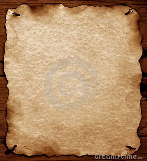 Burned Paper Vintage...