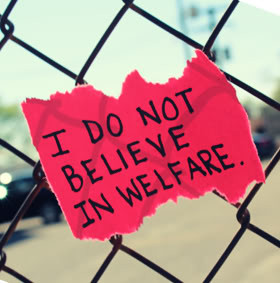 Welfare Quotes Poverty About