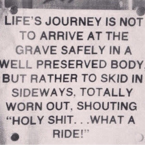 this #life #journey #be #wild #love #crazy #free #fun #happy #quote ...
