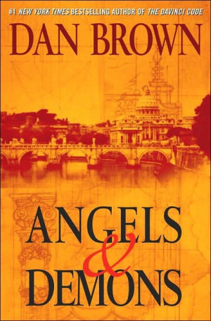 Book Bucket List | Angels and Demons