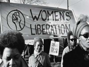 Some black feminists felt marginalized by the Women's Liberation ...