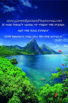 ... quotes, beach quotes, rainforest quotes. Protect our earth. http://www
