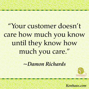 Customer Service quote 1