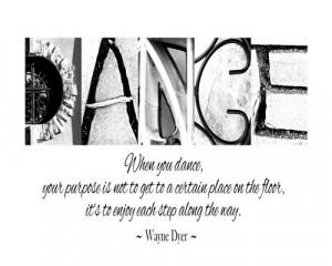 Dance Teacher Appreciation Gift
