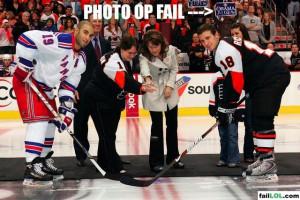 Funny Hockey Photo